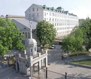 Еще один корпус университета