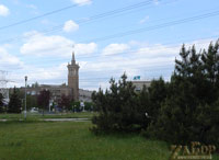 Сквер между ул. 12 Апреля и пр. Металлургов