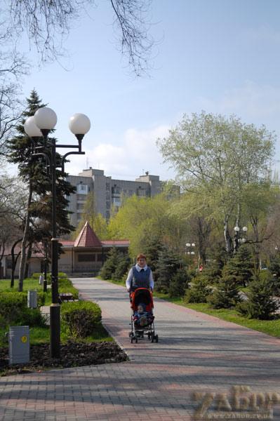 Парк Климова (Шевченковский район)