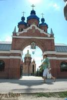 Церковь на Бабурке